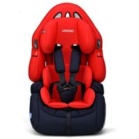 Children's safety seat car baby simple portable interior can sit and lie on board universal chair 0 12 years old