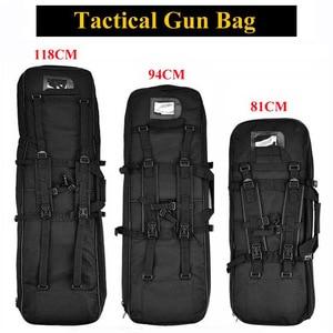 81 см 94 см 118 см Хорошее тактическое оборудование военная сумка для стрельбы из оружия армейская охотничья снайперская винтовка для страйкбо...