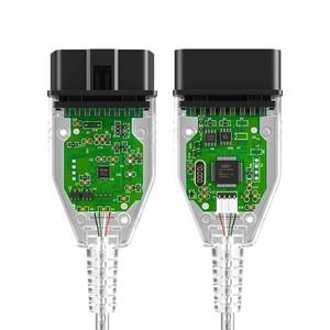 Image 3 - Ultime V13.00.022 MINI VCI Interfaccia Fit Per TOYOTA TIS Techstream J2534 OBD2 OBD Diagnostico Collegare Il Cavo 22PIN per 16PIN