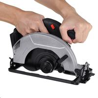1200W 7.5 inch Electric Circular Saw Power Tools Multifunction Woodworking Cutting Machine For Makita 18V Battery