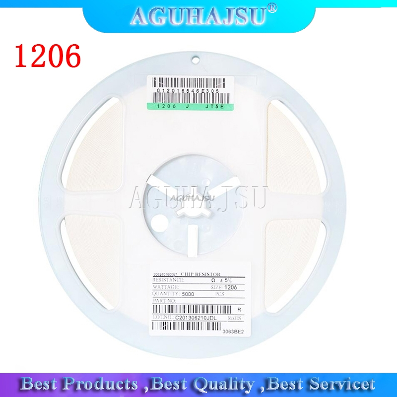 100pcs 1206 SMD 1PF-100UF <font><b>250V</b></font> X7R Error 10% 10pF 100pF 470pF 100nF 220nF 1UF 10uf 47UF <font><b>2.2UF</b></font> 22UF Multilayer Ceramic Capacitor image