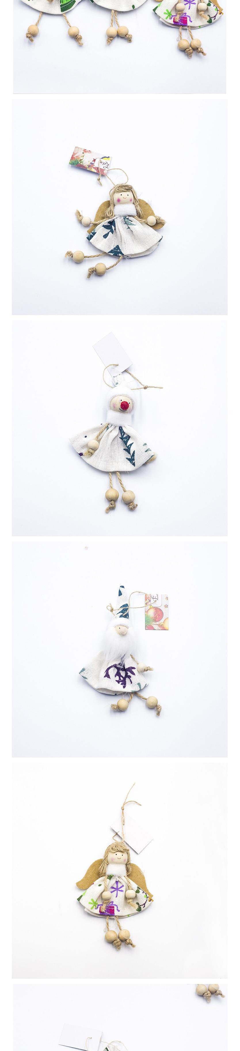 布艺娃娃_圣诞节-布艺笑脸娃娃圣诞玩偶挂件-圣诞节装饰---阿里巴巴_02