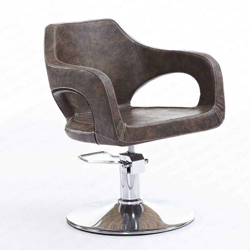 30% 1B парикмахерский салон, специализированное парикмахерское кресло, модное парикмахерское кресло, стул для красоты, гидравлическое вращающееся парикмахерское кресло