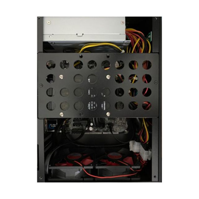New USB3.0 Mini itx HTPC case Horizontal computer gaming chassis motherboard Graphic cards PC 6