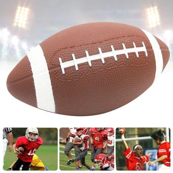 Rugby Ball Kids Child Toys Sport American Football for outdoor games and party games Rugby Training Stress Reliever rugby for trying