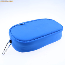 3color 1pc blue black Large Capacity Soft Travel Protective Case Pouch Bag for Playstation PS VITA 1000 PSV 2000 PSVITA SLIM