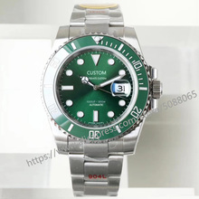 luxury brand automatic mechanical watch for the Men's