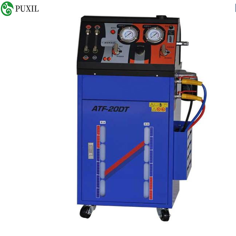 ATF-20D / ATF-20DT Electric Gearbox Oil Change Cleaning Machine Automatic Transmission Box Oil Changer 0-60PSI DC12V