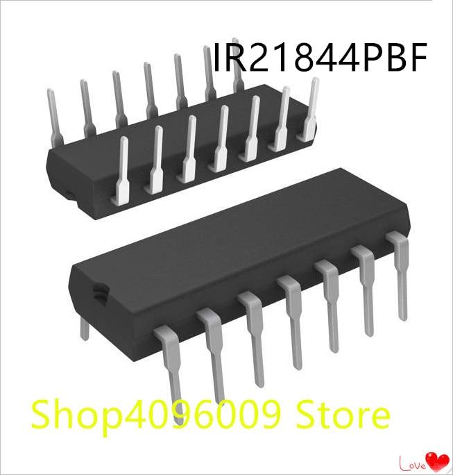 NEW 10PCS/LOT IR21844PBF IR21844 DIP-14