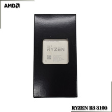 CPU Processor R3 3100 Amd Ryzen AM4 Quad-Core Ghz 65W L3--16m 100-000000284-Socket Eight-Thread