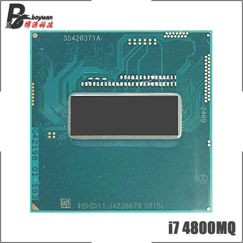 Intel Core I5-4210M I5 4210 M SR1L4 2.6 GHz Dual-Core Quad-Thread CPU Processor 3 M 37 W Socket G3//rPGA946B