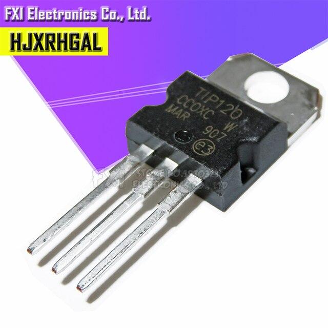10 adet TIP102 TIP127 TIP107 TIP112 TIP120 TIP122 TIP31C TIP32C TIP41C TIP42C TO-220 transistör yeni ve orijinal IC