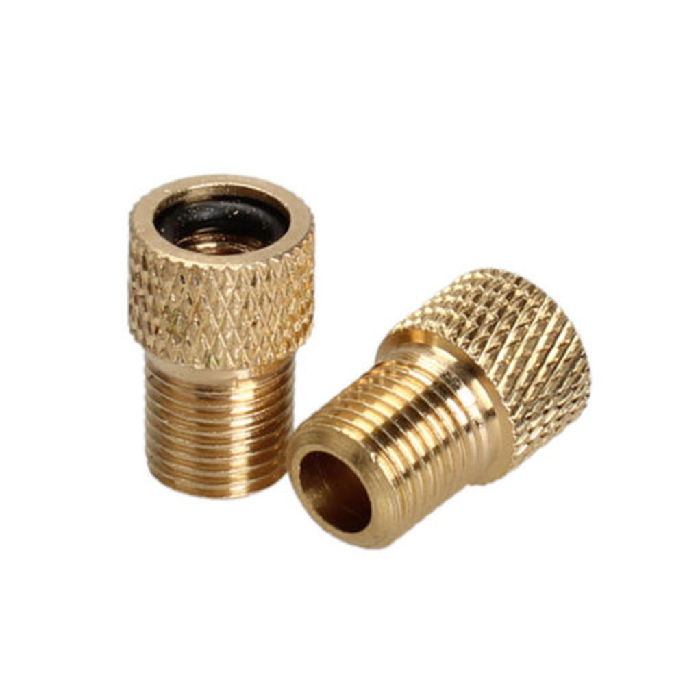 HOT New Presta to Schrader Pump Bicycle Bike Valve Adaptor
