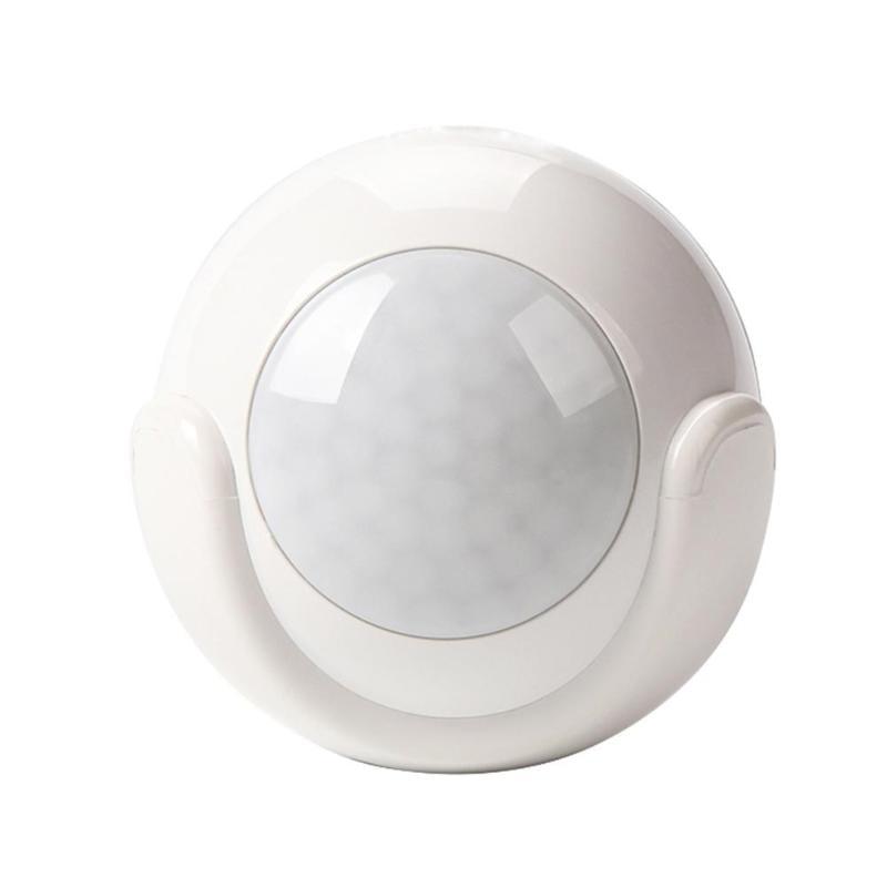 Smart Human Body Sensors Wireless Passive Infrared Detector Security Burglar Alarm APP Control Home Intelligence System