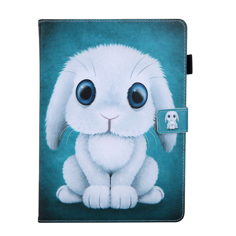 H Gray Tablet Cover For Apple IPad Air 4 10 9 inch 2020 Cartoon Leather Case For Ipad