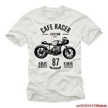 Camiseta motorrad motiv motociclista geschenk cafe racer r 80 100 motorradfahrer