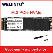 PCIe NVMe M 2 SSD 256GB 512GB 128GB 1TB PCIe SSD M2 120GB 240GB 500GB 2280 mm SSD HDD do laptopa pulpit wewnętrzny dysk twardy tanie tanio weijinto Pci express CN (pochodzenie) SM2263XT Read 800-2400MB s Write 500-1700mb s Serwer W NVMe 128GB-1TB