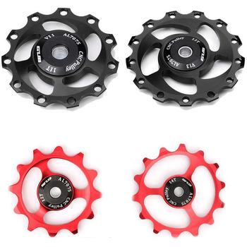 GUB 11T 12T 13T 14T MTB przerzutka rowerowa tylna koło kopiujące 9 10 11 prędkości koła pasowego przewodnik CNC ze stopu dla Shimano SRAM rower szosowy tanie i dobre opinie 11 12 13 14T 10 Prędkości