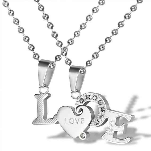 Looker цепочка из нержавеющей стали Мужская подвеска ожерелье