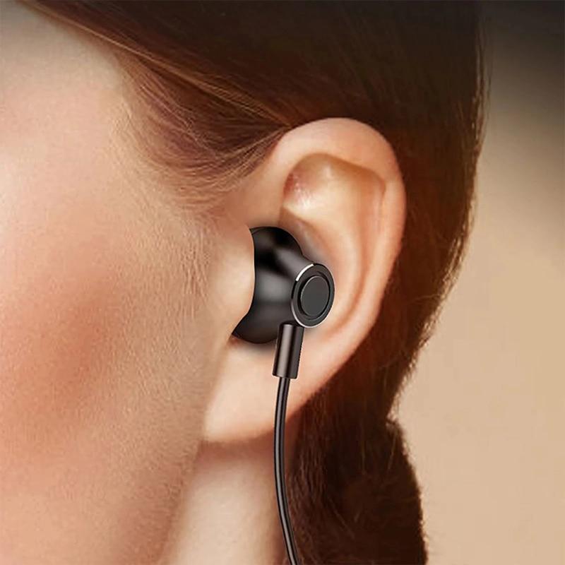 Беспроводной Bluetooth 5,0 спортивные наушники с шейным стерео гарнитура Хэндс фри, мобильный телефон наушники магнитные наушники для Xiaomi 5