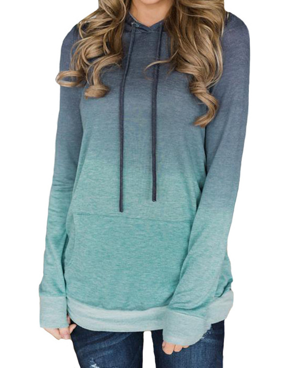 Gradual Change 2020 New Design Hot Sale Hoodies Sweatshirts Women Casual Kawaii Harajuku Sweat Girls European Tops Korean
