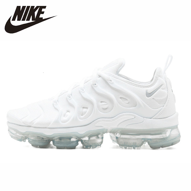 NIKE AIR VAPORMAX PLUS TN Men's Running Shoes Lightweight Shock Absorption  Sneakers Original #924453
