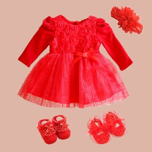 New born Baby Girl Dress&Clothes Baptism Dress christening dress 1 Year Old Baby Girl Party Dresses 0 3 6 9 Month Bebe Fille