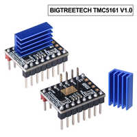 BIGTREETECH TMC5161 V1.0 SPI Schrittmotor Fahrer High Power 3D Drucker Teile VS TMC2209 TMC2130 TMC5160 Für SKR V1.3 PRO