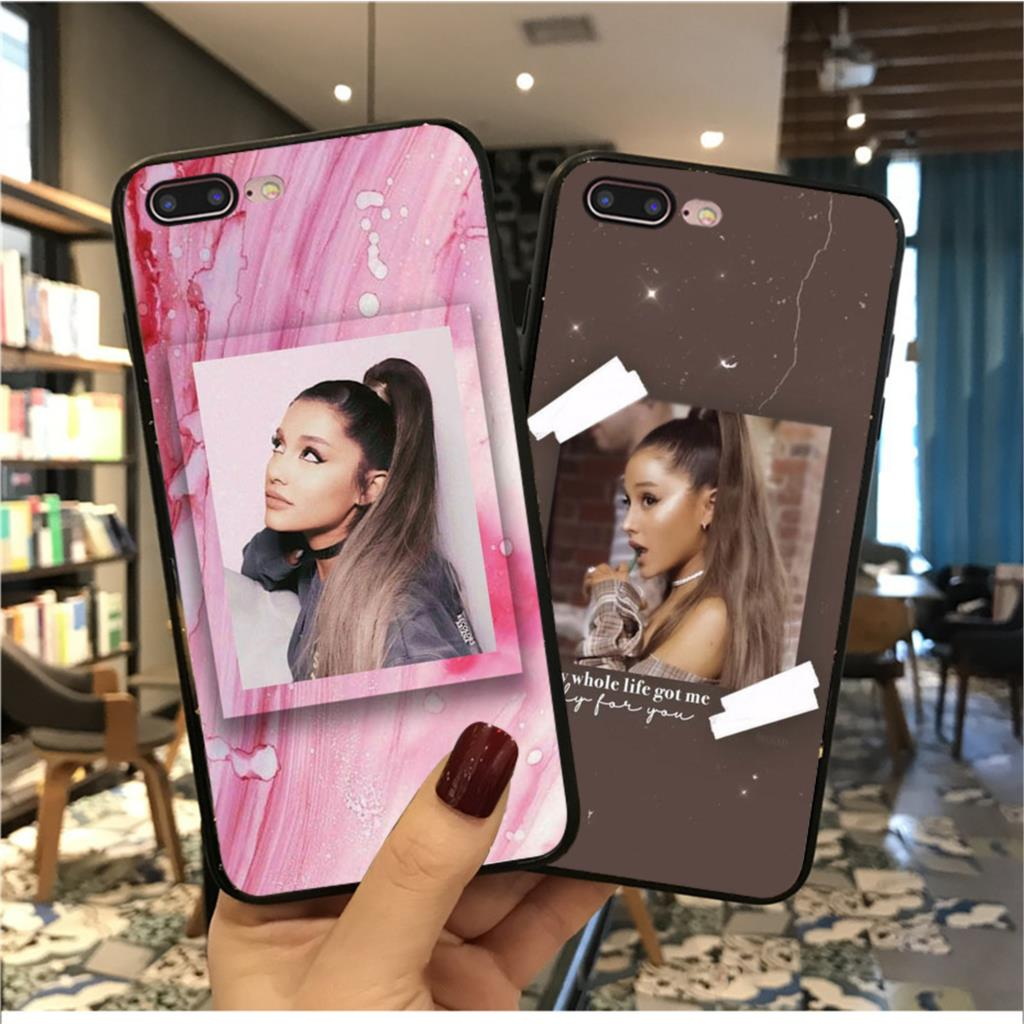 MaiYaCa <font><b>Ariana</b></font> <font><b>Grande</b></font> God is a woman Colorful Cute Phone Accessories <font><b>Case</b></font> for <font><b>iPhone</b></font> X XS MAX 6 <font><b>6S</b></font> 7 7plus 8 8Plus 5 5S XR image