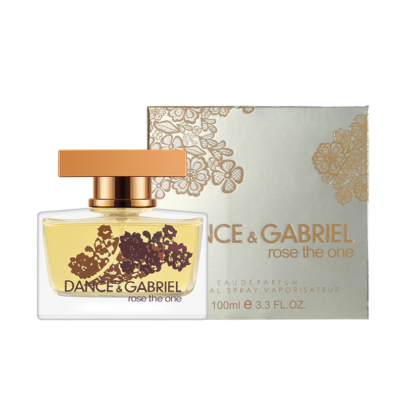 100ml original women's perfume charming feminine floral and fruity fragrance lasting fragrance gift box packaging perfume