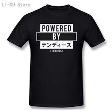 Мужская футболка с японской эстетикой от tendies