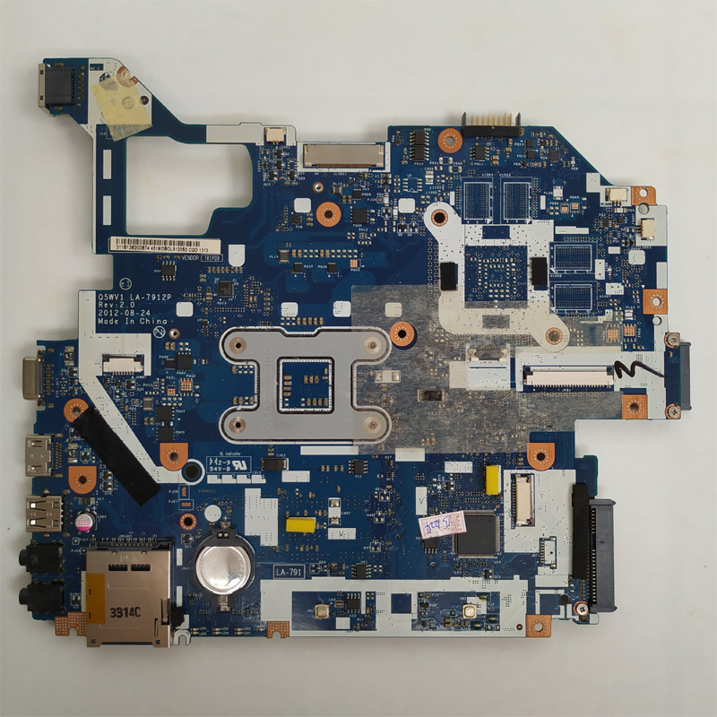 Image 4 - Original 95%New Laptop motherboard For Acer E1 571 integrated-in Laptop Motherboard from Computer & Office