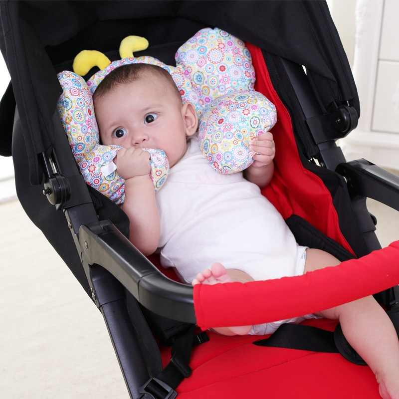 butterfly baby shaping pillows baby