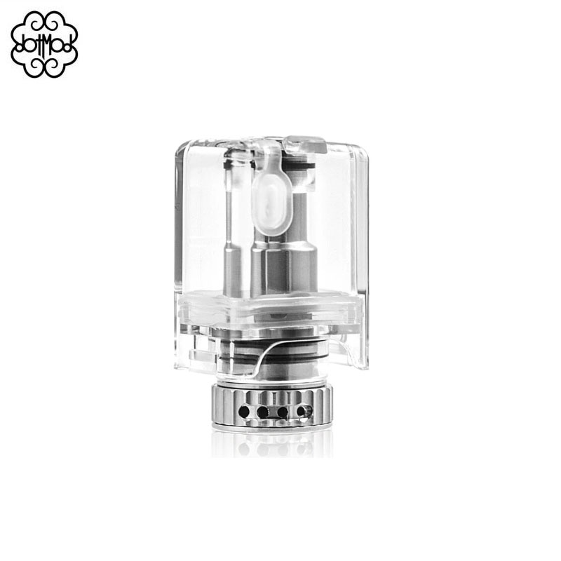 Original Dotmod Dotaio RBA New Rebuildable Tank For A Highly Customizable Vape With 510 Adapter For Dotaio