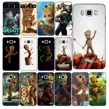 Babaite Guardians Groot Phone Case Back Cover For Samsung Galaxy J7 J6 J8 J4 J4Plus J7 DUO J7NEO J2 J7 Prime(China)