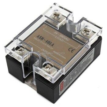 ASH-40LA однофазный ток к AC 40A 380VAC твердотельный регулятор напряжения 40LA SSR