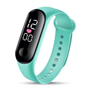Digital Sport Bracelet Smart Wrist Watch Hodinky