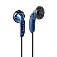 فيدو سماعة أذن داخل الأذن سماعة أذن ديناميكية مسطحة التوصيل سماعة أذن باس HIFI سماعات أذن وسدادات أذن MX500 لسماعة فيدو