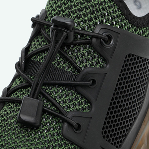 Image 5 - חיצוני גברים נעלי Drop פלדה הבוהן איש בניית בטיחות נעלי פלדת הבוהן סניקרס אנטי להחליק עבודה מגפי להגן על רגליים