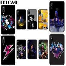 IYICAO Descendants 3 Cameron Boyce Soft Silicone Case for Xiaomi 9 8 SE A2 Lite A3 9T Pro A1 CC9 5X 6X MAX F1