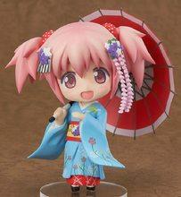 10cm Puella Magi Madoka Magica kaname madoka 332 # postać Anime figurka pcv nowa kolekcja figurki zabawki