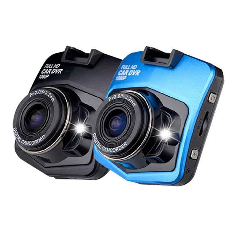 """Rejestrator jazdy wideorejestrator samochodowy kamera samochodowa pełna 1080P 2.4 """"nagrywanie cyklu noc szeroki kąt Dashcam"""