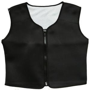 Image 1 - เสื้อกั๊ก Tourmaline ไหล่ Tourmaline ความร้อนด้วยตนเองเสื้อกั๊ก Waistcoat เสื้อกั๊กอุ่น Thermal Magnetic Therapy