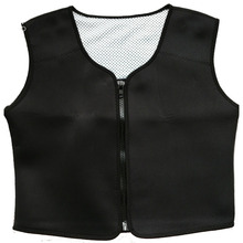 Vest Tourmaline Shoulder TourmAline Self Heating Vest Waistcoat Heated Vest Thermal Magnetic Therapy