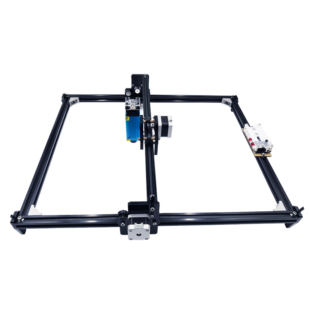 DIY  Laser Engraver Machine 40*50 Cm Mini CNC Laser Machine With 0.5w 5.5w 15w  Laser And Goggles