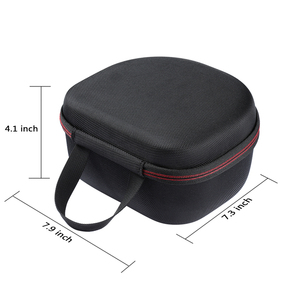 Image 5 - Hard EVA Case for Both Howard Leight By Honeywell Impact Earmuff and Genes accommodating headphones and glasses(only case)