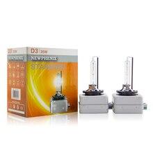 Bedehon HID Light D3S Origin of XENON Bulb Car Headlight 12V 42V 35W 3200LM 4300K 5000K 6000K 12 Month Warranty 1 PCS 2 PCS Sale