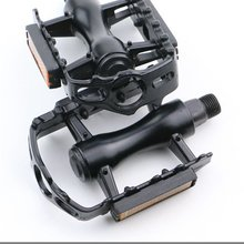 Mountain Bike Aluminum Alloy Pedal Bicycle All Pedals Bearing Ankle Equipment Accessories