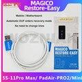 MAGICO восстановление Легкий кабель для iPhone iPad DFU автоматически мигает восстановление кабель онлайн проверка серийный номер