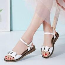 Jzzddown Роскошные пляжные сандалии с заклепками женские слипоны